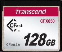 Transcend TS128 GCFX650 CFast Memory Card