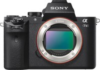 Sony Alpha 7 II ILCE-7M2 Digital Camera- Black, 24.3MP,  ...