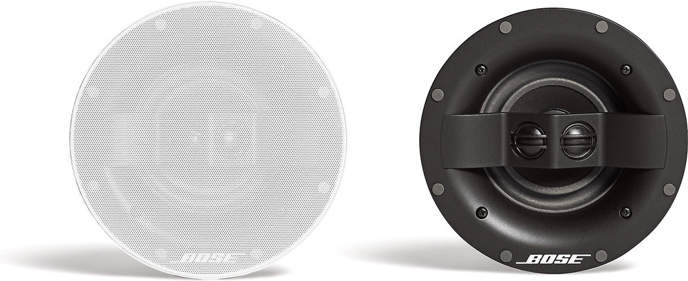 Bose Car Speakers >> Bose Virtually Invisible 591 In Ceiling Speakers At Crutchfield Com