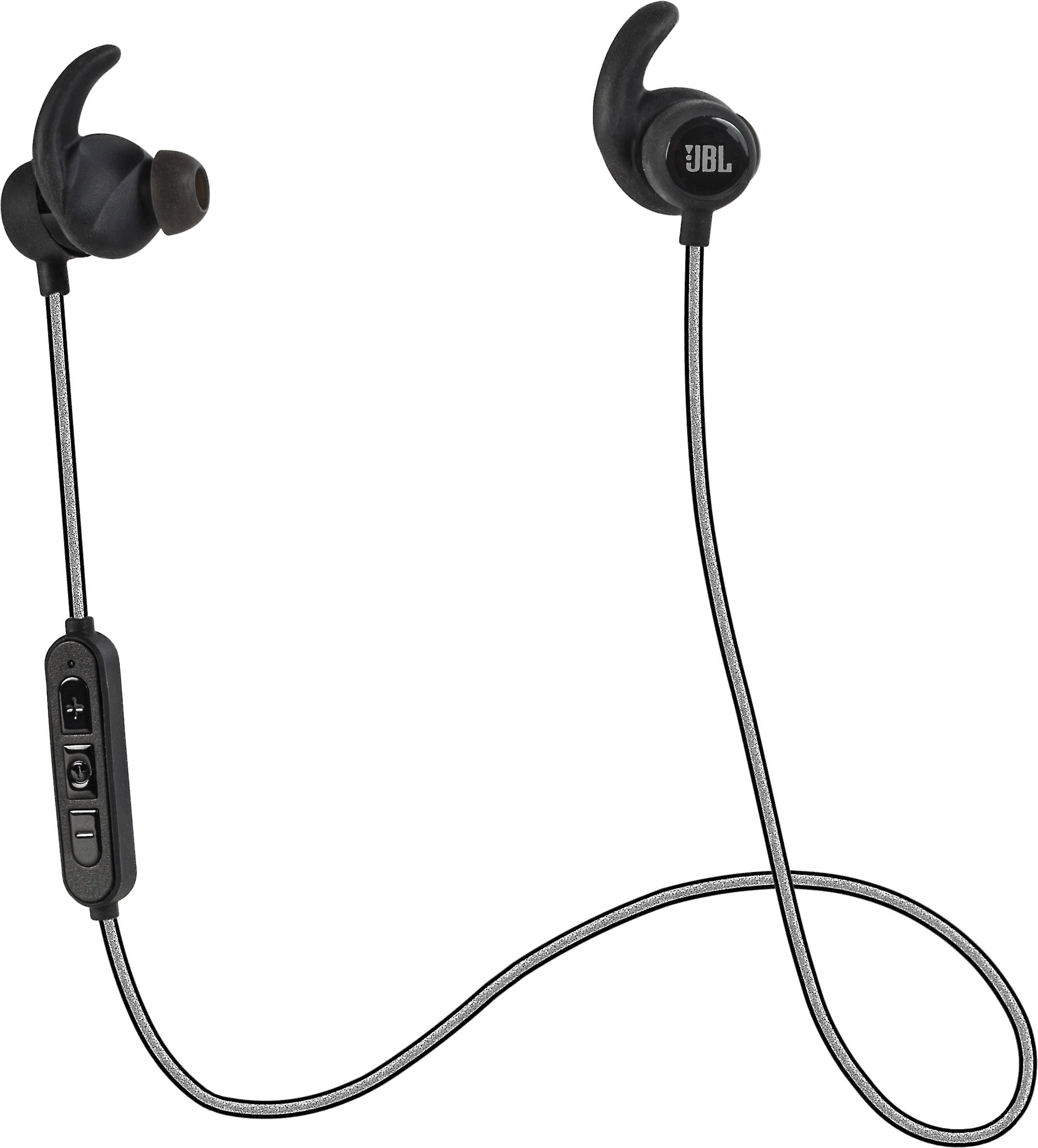 12 Black Ear tips Earbuds for JBL Free Reflect FIT BT,Reflect Response