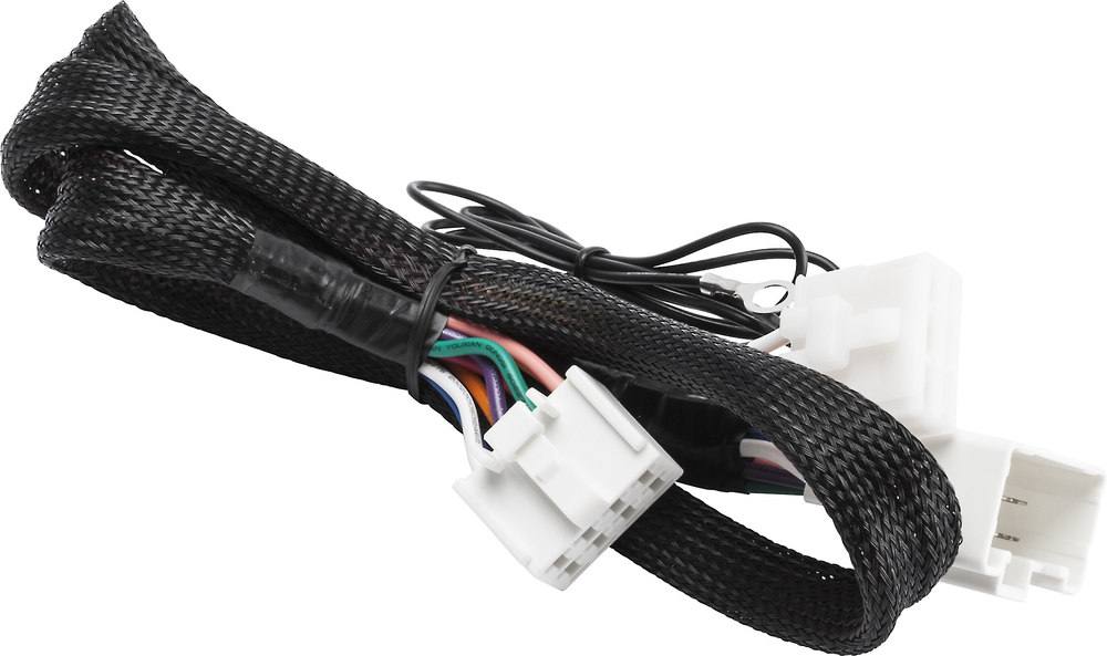 x938THTOY1 F fortin thar one toy1 t harness allows you to connect the evo one toy 1 t-harness remote starter wiring at bayanpartner.co