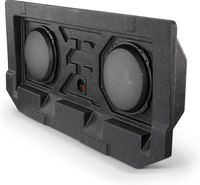 "JL AUDIO Stealthbox Dual 12""  Chevy Avalanche 02+/Cadilla..."