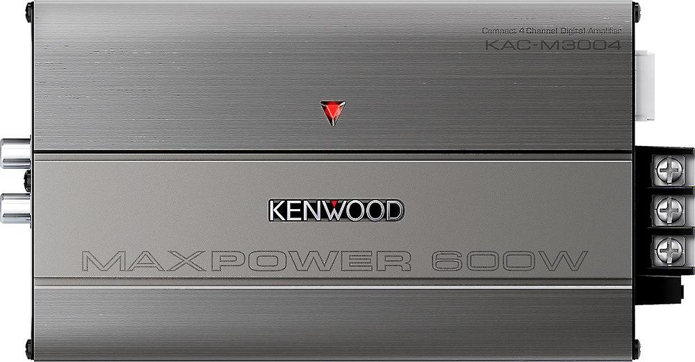 kenwood kac-m3004 compact 4-channel car amplifier — 50 ... kenwood kac 33 wiring harness kenwood kgc 9044 wiring harness