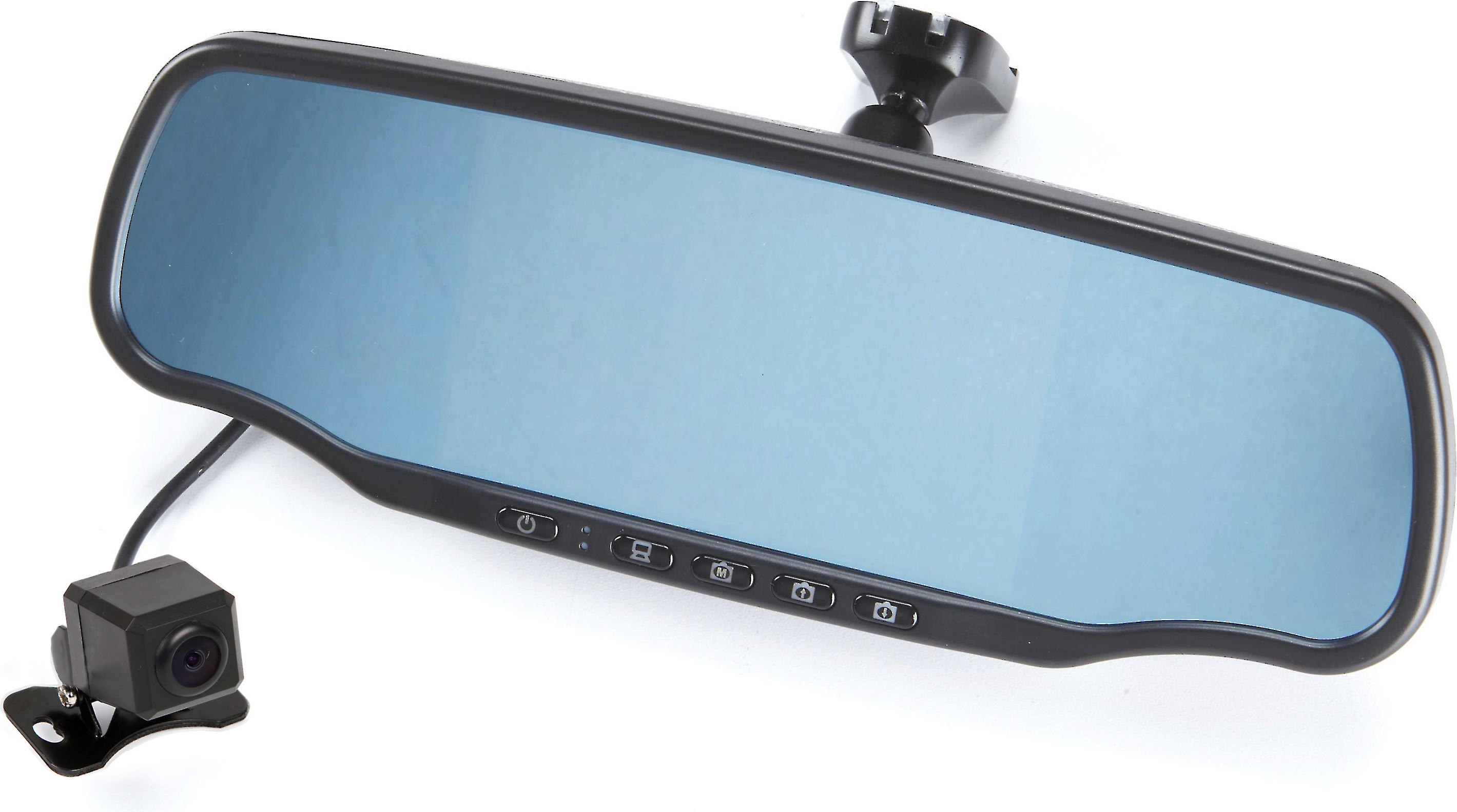 How To Fix Rear View Mirror >> App Tronics Smartvision Mirror