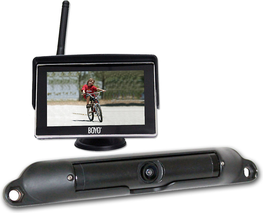 Wireless Backup Camera Wiring Diagram - Dolgular.com