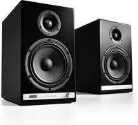 Audioengine HD6 powered speakers  (black)