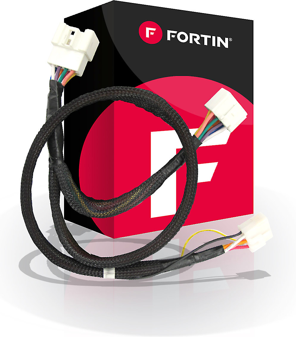 x938THSUB1 F fortin thar one sub1 t harness allows you to connect the evo one toy 1 t-harness remote starter wiring at bayanpartner.co