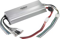 Clarion XC2510  50W x 4 + 300W x 1 Compact Amplifier
