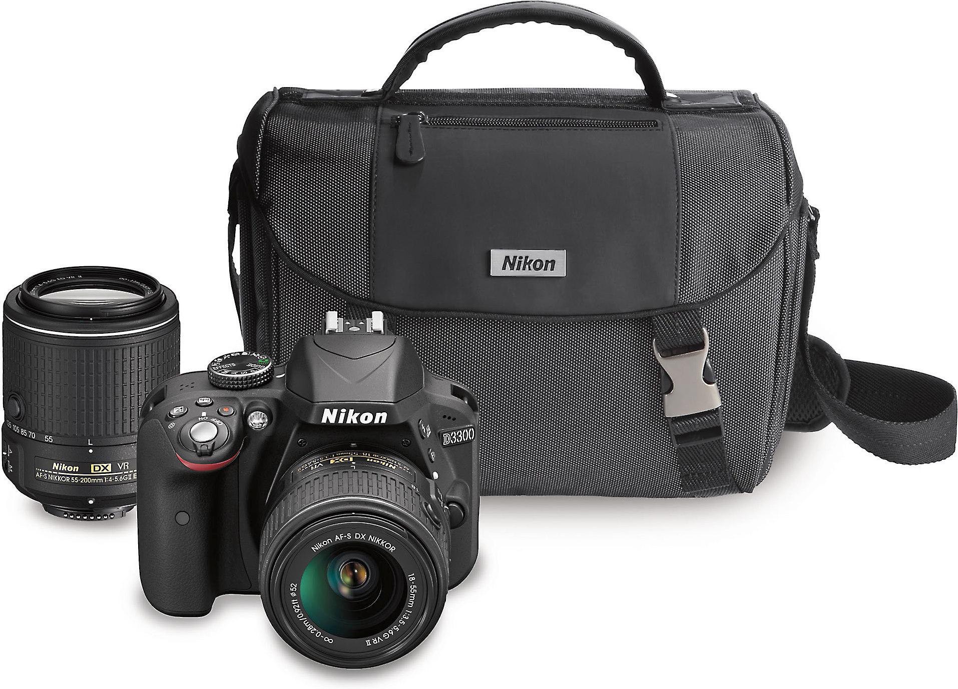 Gadget Career 52mm Neutral Density ND4 Filter for Nikon AF-S DX Nikkor 18-55mm f//3.5-5.6G II 18-55mm f//3.5-5.6G VR 18-55mm f//3.5-5.6G VR II