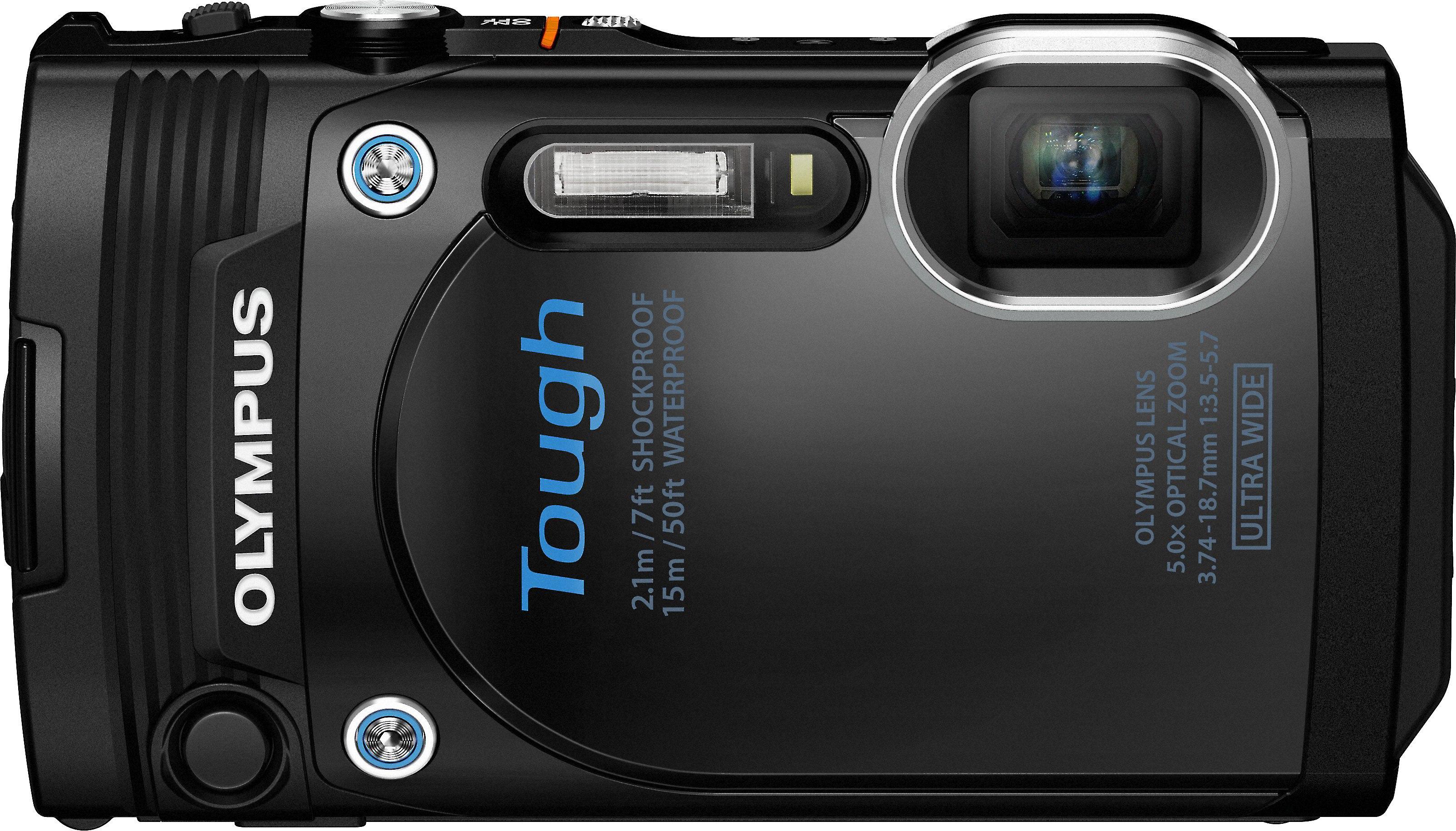 Olympus Tough Series TG-860 (Black)