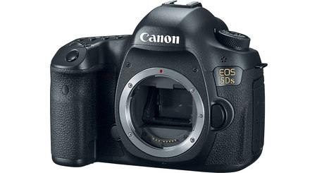 Canon EOS 5DS (no lens included)