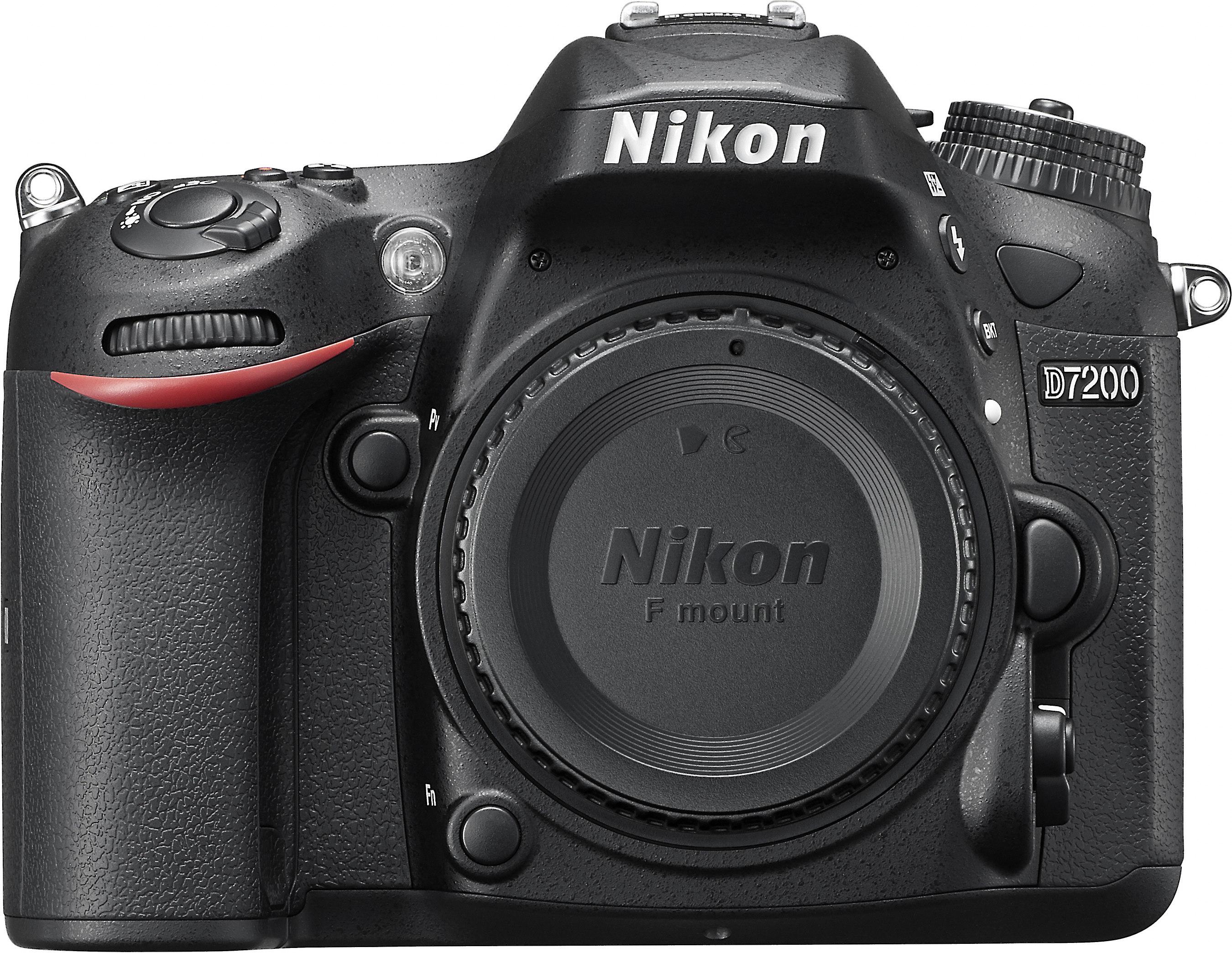 Nikon D7200 (no lens included)