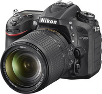 Nikon D7200 w/ 18-140mm lens DSLR Kit- 24MP,  HD, Wi-Fi, ...