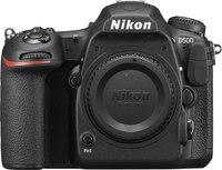 Nikon D500 DX-Format DSLR Body Only,  20MP, CMOS
