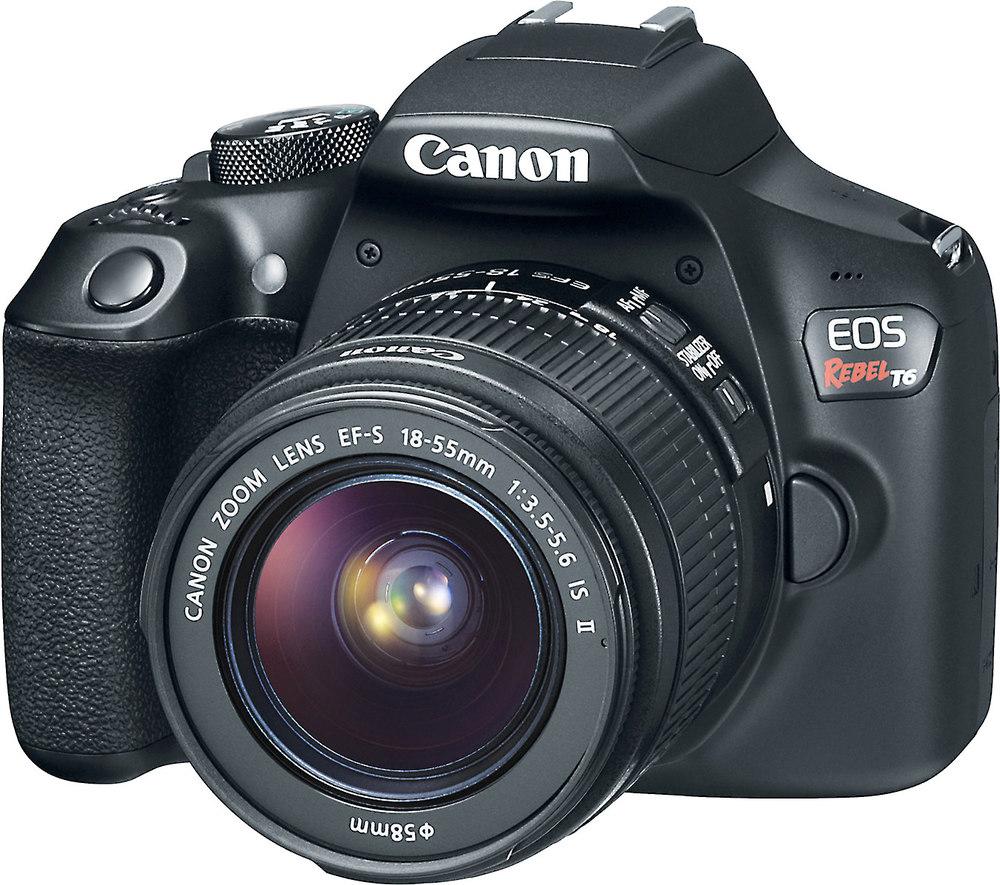 DSLR Cameras at Crutchfield.com