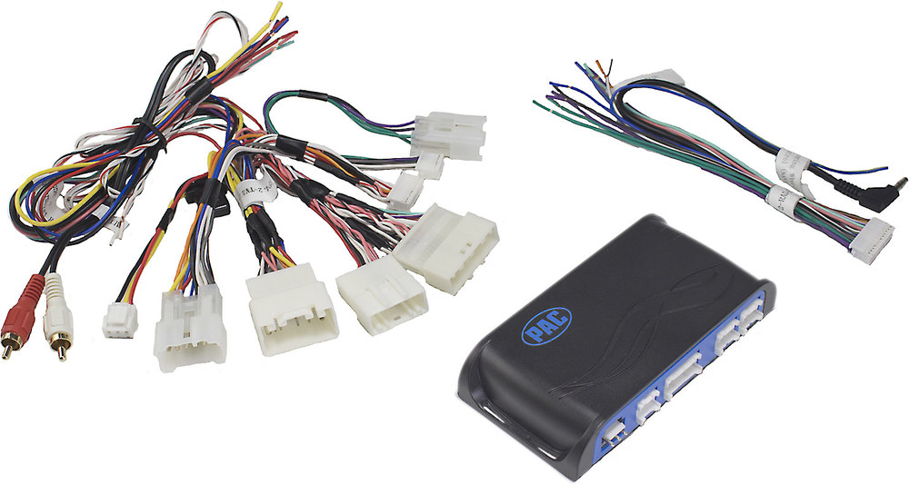 PAC RP4.2-TY11 Wiring Interface Connect a new car stereo and retain ...