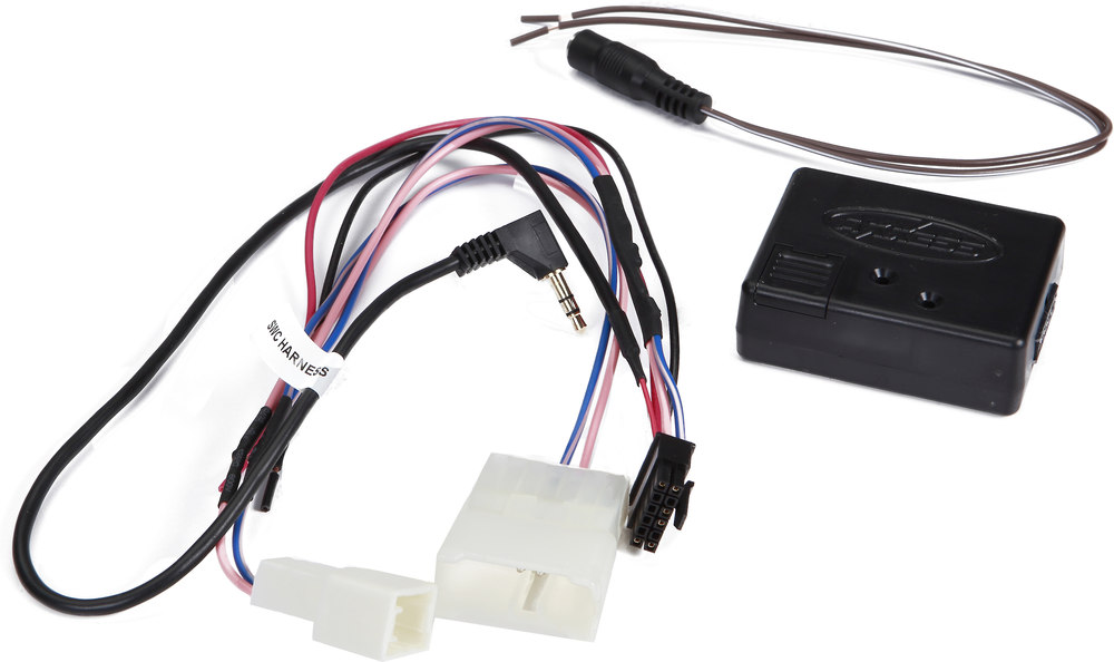 x120ASWCTL F how to install a steering wheel control adapter  at bayanpartner.co