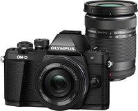 Olympus OM-D E-M10 Mark II Two Lens Kit w/ 14-42mm and  4...