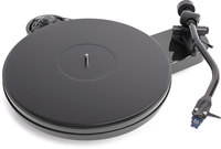 PRO-JECT RPM 3 Carbon Gloss BK  turntable w/blue pt #2 ca...