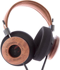 Grado over-ear headphones