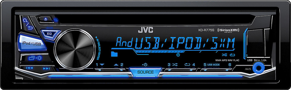 x905KDR775S F jvc kd r775s cd receiver at crutchfield com  at mifinder.co