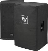 ELECTRO-VOICE EV ELX 115P COVER EV LOGO