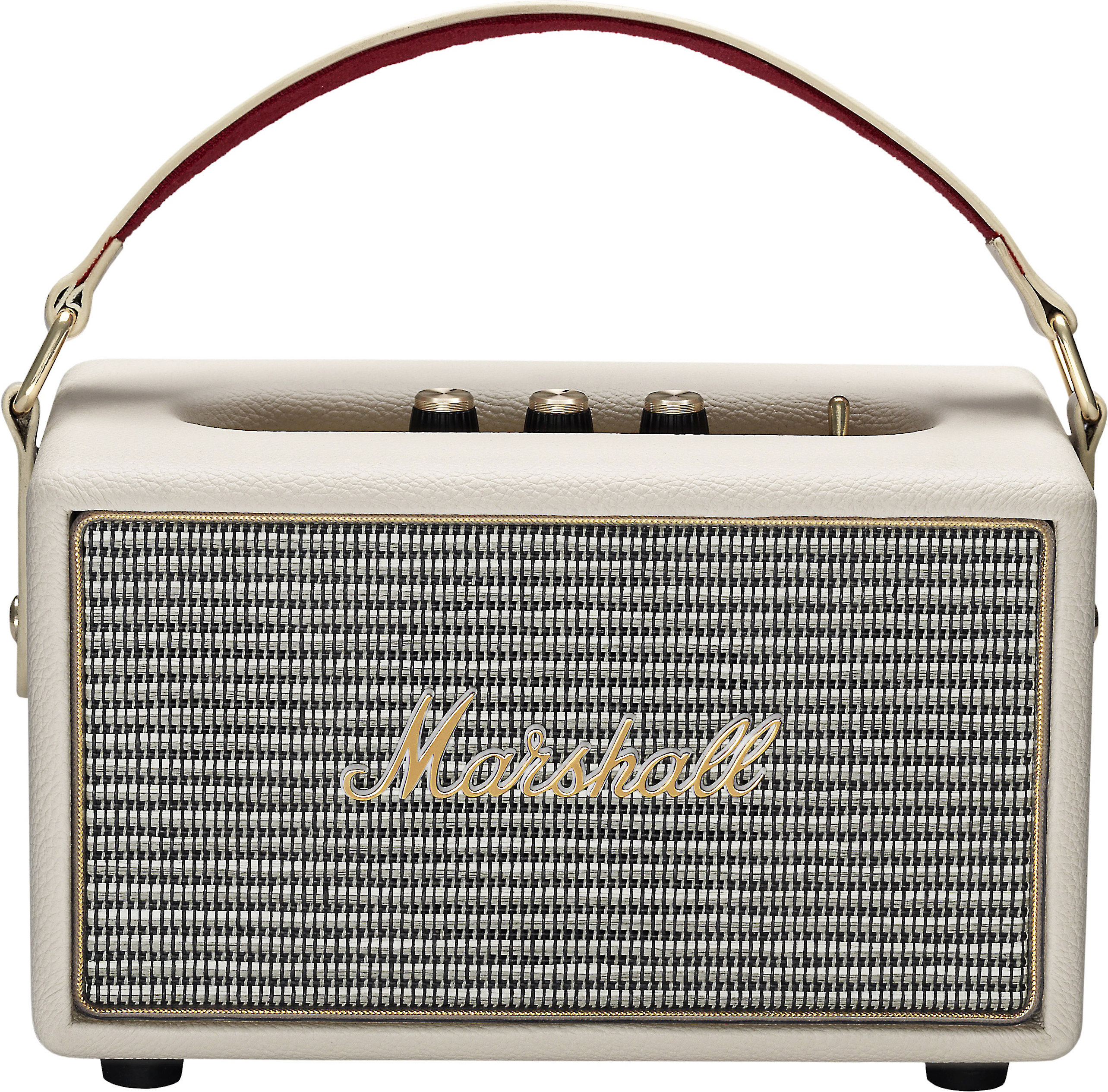 Marshall Kilburn (Cream) Portable Bluetooth® speaker at Crutchfield