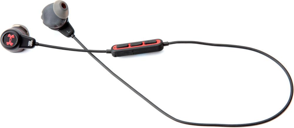 under armour u00ae headphones wireless  u2014 engineered by jbl bluetooth u00ae sports headphones at