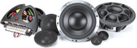 "MOREL Elate Titanium 603  6-3/4"" 3-Way Component Speakers"