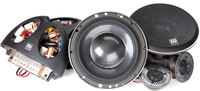 "MOREL Supremo 602  6-3/4"" Component Speakers"