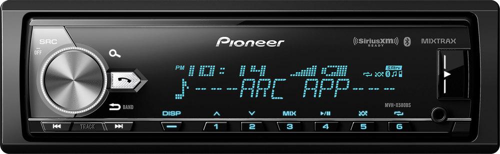 Pioneer Mvhx580bs Digital Media Receiver Does Not Play Cds At Crutchfield: Wiring Mvh Car Pioneer Diagram Stereo X560bt At Aslink.org