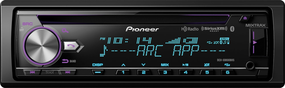 x130X8800BS F pioneer deh x8800bhs cd receiver at crutchfield com  at cos-gaming.co
