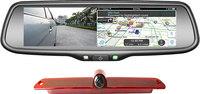 Boyo VTMBK1  Mirror/Brake-light  Camera Bundle - Mercedes...