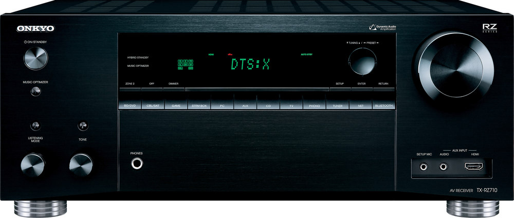 Onkyo TX-RZ710 Network A/V Receiver Drivers for Windows 7