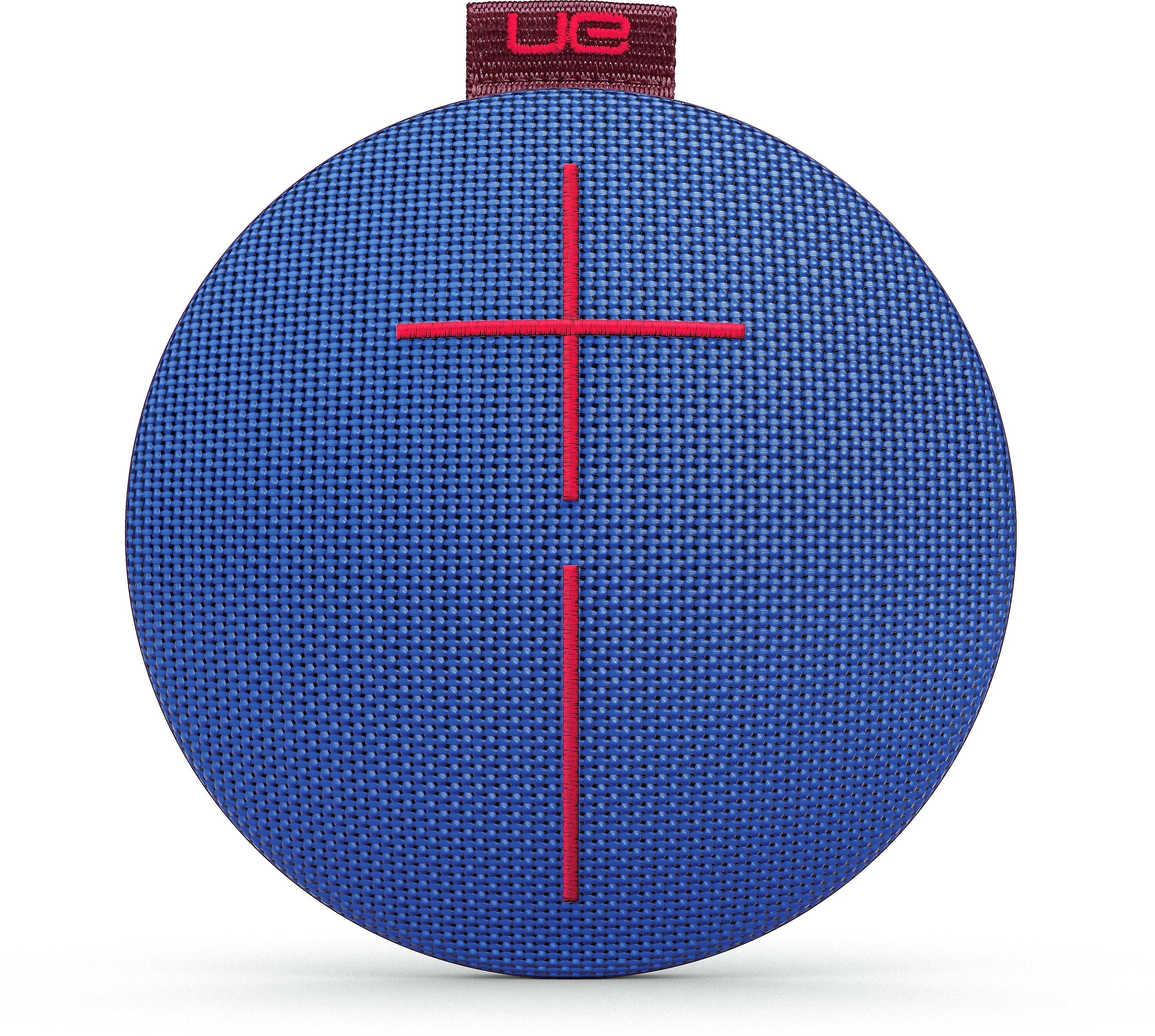 UE ROLL 9 (Atmosphere) Portable waterproof Bluetooth® speaker at Crutchfield