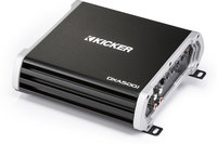 Kicker 43DXA5001  500W x 1 Car Amplifier