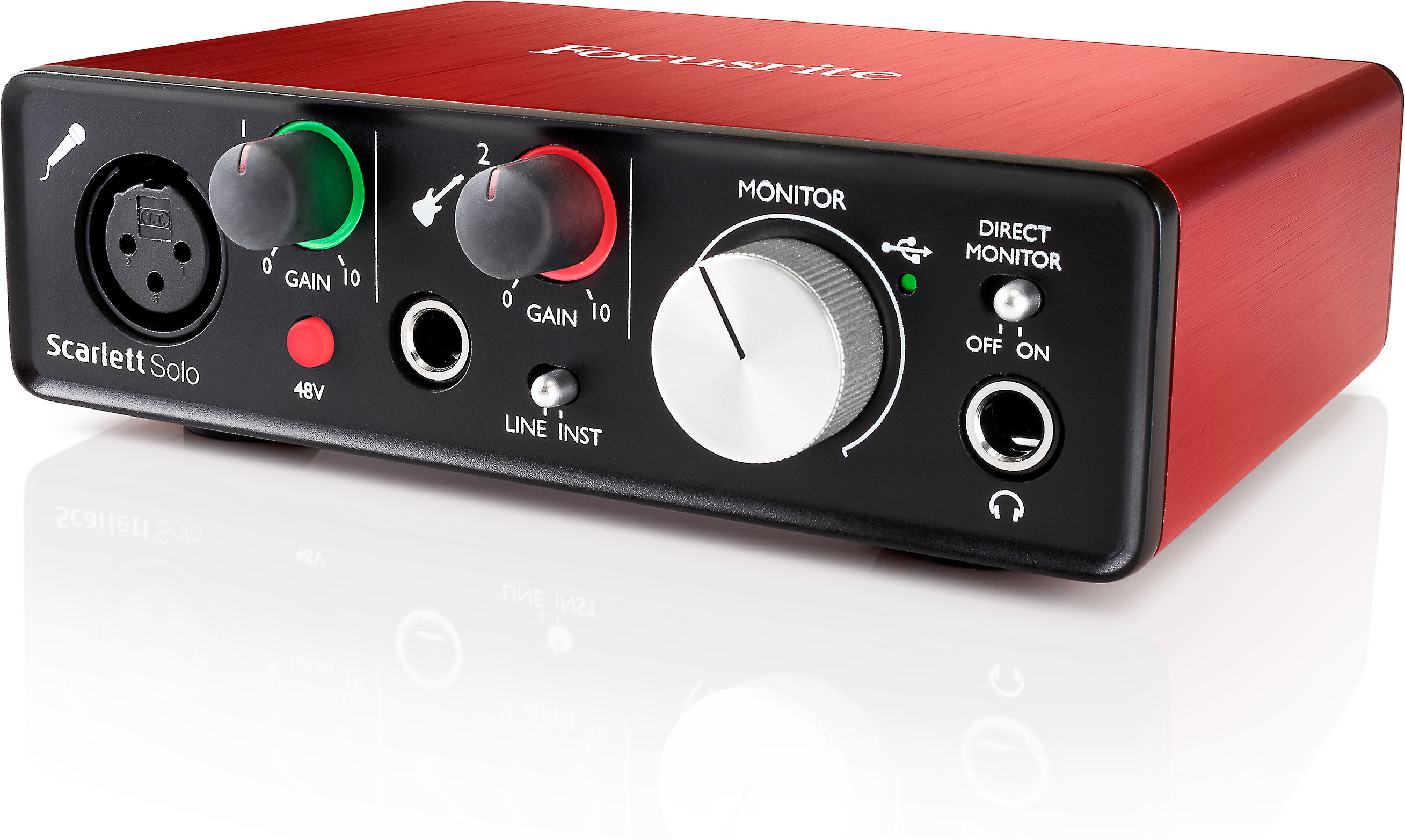Image result for scarlett focusrite
