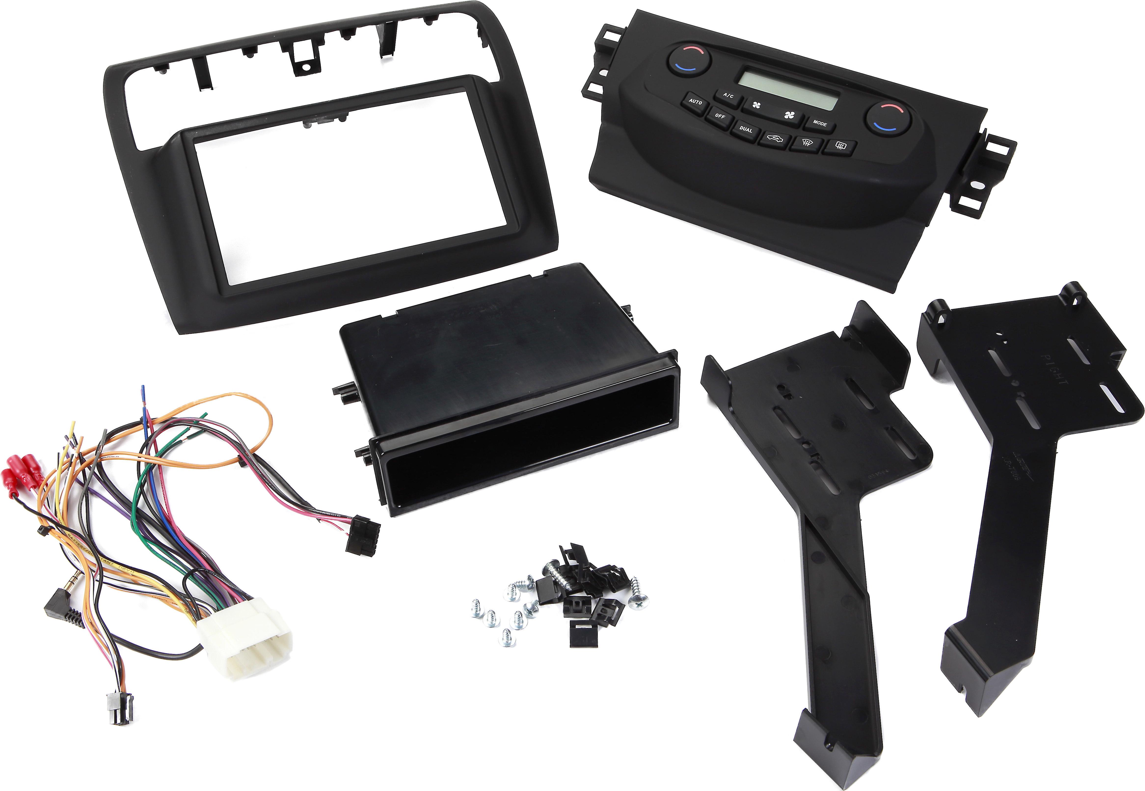 Metra 99-6538B Aftermarket Radio Installation Dash Kit