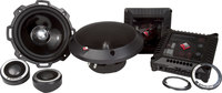 """Rockford Fosgate Power T252-S  5-1/4"""" Component System"""