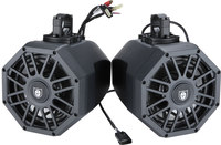 "Pro Armor AU51018  8"" 2-way  Powered LED Tower Speakers"
