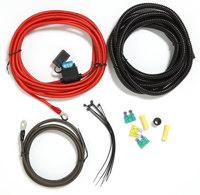 Crutchfield Amp Wiring Kit  12 gauge