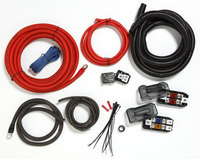 Crutchfield Amp Wiring Kit  4 gauge Dual Amp
