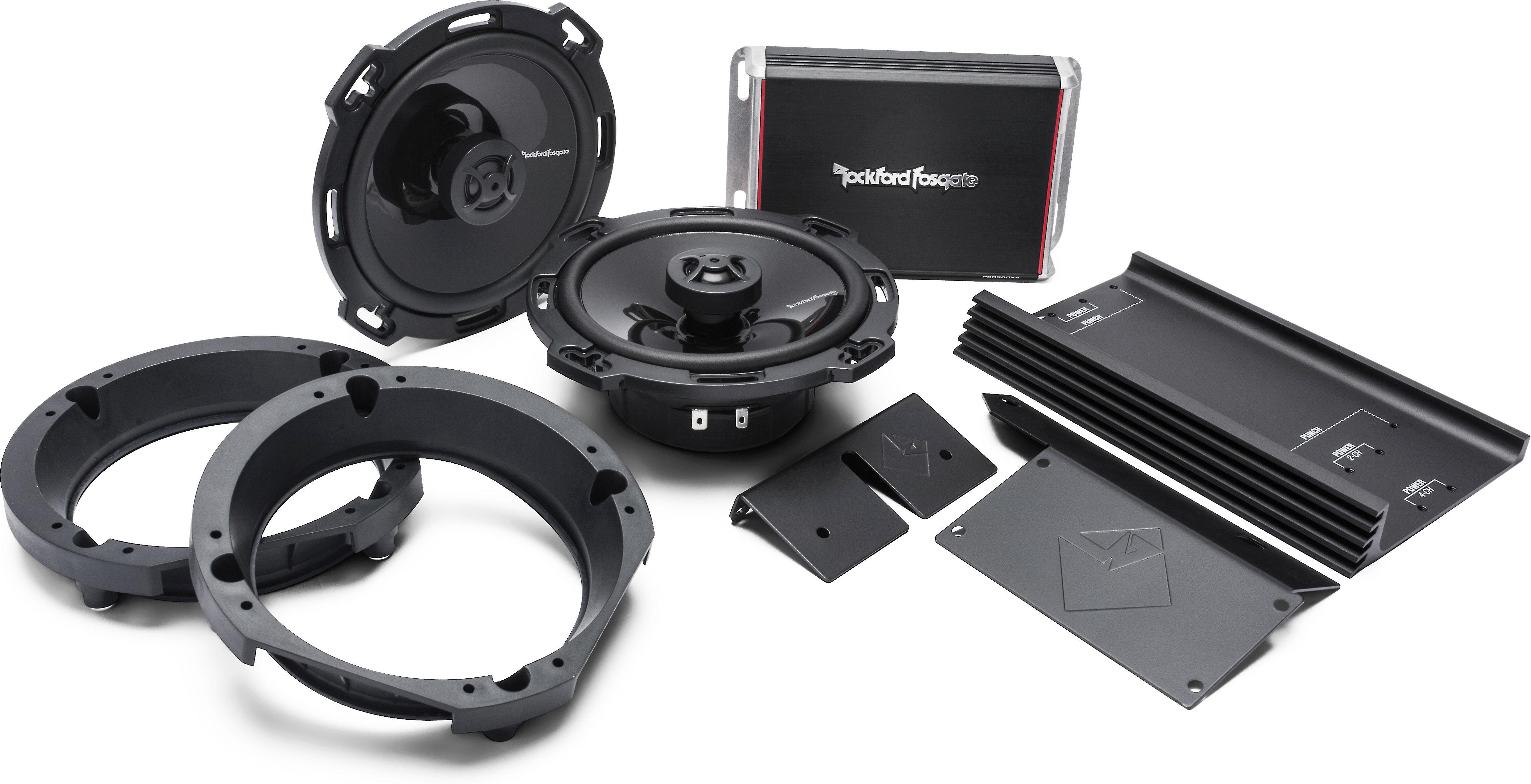 Rockford Fosgate PMSA65 HD Kit