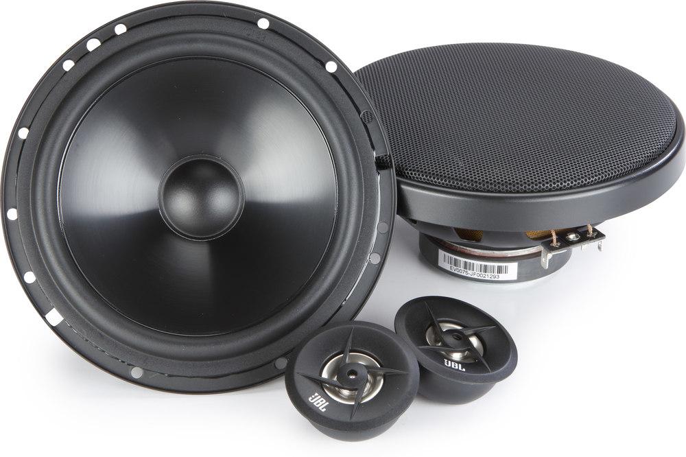 jbl stage 600c 6 3 4 component speaker system at. Black Bedroom Furniture Sets. Home Design Ideas