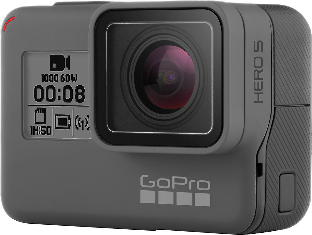 GoPro HERO5 Black Vs DJI Osmo