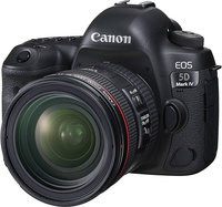 Canon EOS 5D Mark IV w/ 24-70mm f/4L IS USM