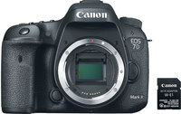 Canon EOS 7D Mark II Body w/ Wi-Fi Kit