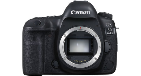 Canon EOS 5D Mark IV (no lens included)