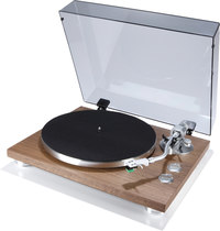 TEAC TN-400S Walnut  turntable with phono stage/USB output