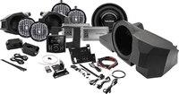 Rockford Fosgate RZR-STAGE5  Stereo Kit w/ 4 Speakers, Am...